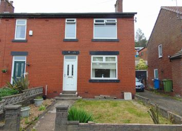 Thumbnail 3 bed end terrace house to rent in 42 Hollins Avenue, Lees, Oldham