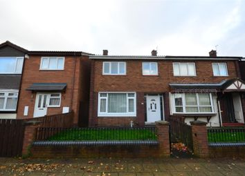 Thumbnail 3 bed semi-detached house to rent in Bathgate Avenue, Town End Farm, Sunderland