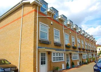 Thumbnail Terraced house to rent in Lion Gate Mews, London