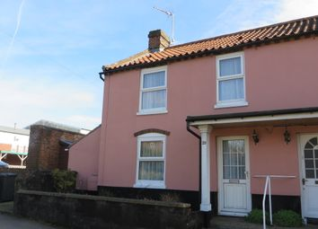Thumbnail 2 bedroom cottage for sale in Norwich Road, Halesworth