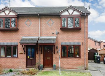 Thumbnail 2 bed semi-detached house for sale in Spinney Walk, Wrexham, Wrexham