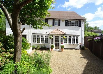 Thumbnail 4 bed cottage for sale in New Haw Road, New Haw
