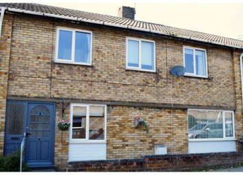 Thumbnail 3 bed terraced house for sale in West View, Morpeth