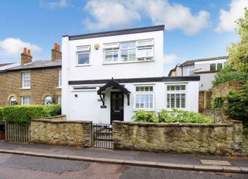 Thumbnail 3 bed end terrace house for sale in Woodside Road, Sidcup