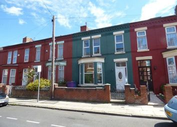 Thumbnail 3 bed terraced house for sale in Alton Road, Tuebrook, Liverpool