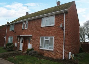 Thumbnail 2 bedroom semi-detached house for sale in Liberator Road, Upwood, Ramsey, Huntingdon, Cambridgeshire