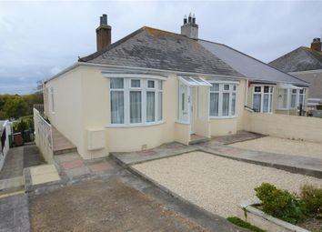 Thumbnail 2 bed semi-detached bungalow for sale in Pemros Road, Plymouth, Devon