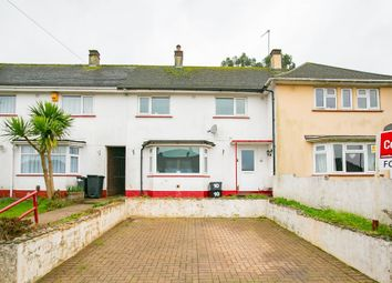 3 bed terraced house for sale in Severn Road, Torquay TQ2