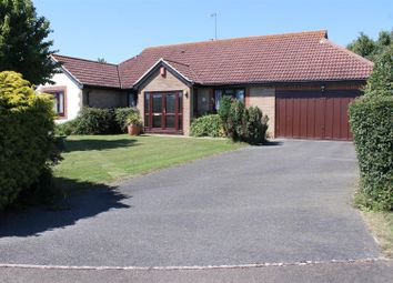 Thumbnail 4 bed detached bungalow for sale in Spindlewood Drive, Bexhill-On-Sea
