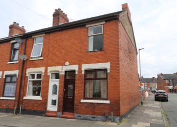 2 bed terraced house for sale in Marlborough Street, Fenton, Stoke-On-Trent ST4