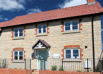Cotswold Homes, Florence Gardens, Chipping Sodbury, South Glos BS37. 3 bed semi-detached house