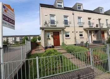 Thumbnail 3 bed town house for sale in Belvidere Avenue, Parkhead