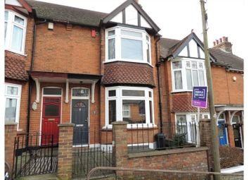 Thumbnail 3 bed terraced house for sale in Athelstan Road, Chatham