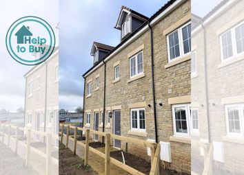 Thumbnail 4 bed terraced house for sale in Valley View, Cobblers Way, Radstock