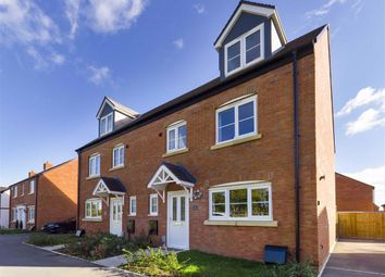Thumbnail 4 bed semi-detached house for sale in Fairfax Way, Rushwick, Worcester