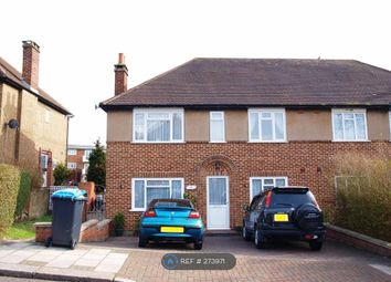 Thumbnail 2 bed maisonette to rent in Uphill Drive, Kingsbury