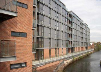 Thumbnail 1 bed flat to rent in Flint Glass Wharf, Radium Street, Manchester