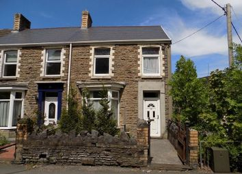 Thumbnail 4 bed end terrace house for sale in Ynys Y Gwas, Cwmavon, Port Talbot, Neath Port Talbot.