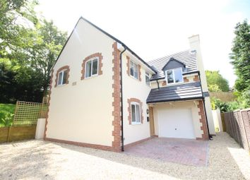 Thumbnail 4 bed detached house for sale in Callas Hill, Wanborough, Swindon