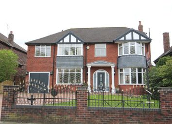 Thumbnail 4 bed detached house for sale in Mainway, Alkrington, Middleton