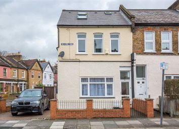Thumbnail 4 bed end terrace house for sale in Selborne Road, London