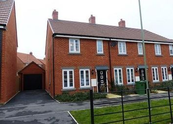 Thumbnail 2 bed end terrace house for sale in Hutchins Way, Basingstoke