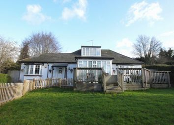 Thumbnail 4 bed detached bungalow for sale in Pilgrims Way East, Otford, Sevenoaks