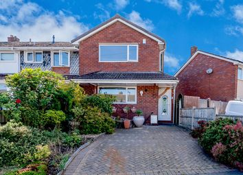 Thumbnail 3 bed end terrace house for sale in Fairoaks Drive, Great Wyrley, Walsall
