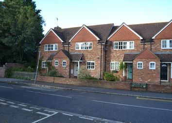 Thumbnail 3 bed terraced house to rent in High Street, Compton, Newbury