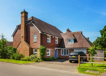 Thumbnail 5 bed detached house for sale in Berrall Way, Billingshurst