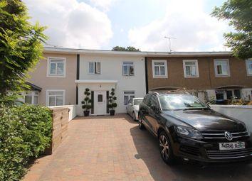 Thumbnail 3 bed terraced house for sale in Hazel Grove, Hatfield