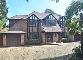 Thumbnail 5 bed detached house for sale in Orpington Road, Chislehurst
