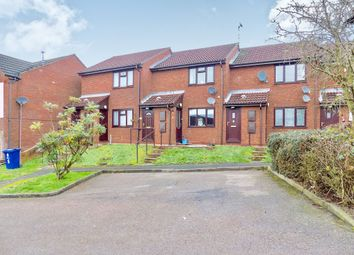 Thumbnail 1 bedroom flat for sale in Hamilton Close, Hednesford, Cannock
