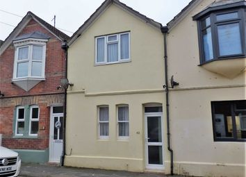 Thumbnail 2 bed terraced house to rent in Ferndale Road, Weymouth, Dorset