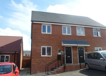 Thumbnail 3 bed semi-detached house for sale in The Paddington, Pleasley, Mansfield