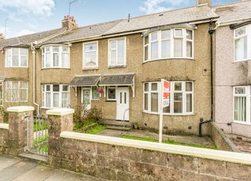 Thumbnail 3 bed terraced house for sale in Pemros Road, St. Budeaux, Plymouth