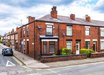 Thumbnail 3 bed end terrace house for sale in Cavendish Street, Leigh, Lancashire