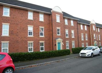 Thumbnail 2 bed flat for sale in Lambert Crescent, Nantwich, Cheshire