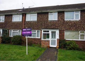Thumbnail 3 bed terraced house for sale in Embsay Road, Lower Swanwick