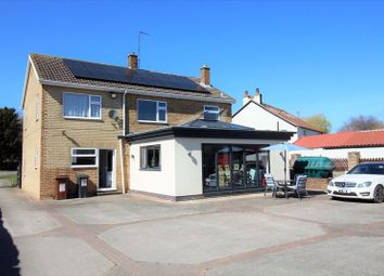 Thumbnail 5 bed detached house for sale in Helperthorpe, Malton