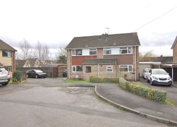 Thumbnail 3 bed semi-detached house for sale in Upper Tynings, Cashes Green, Stroud, Gloucestershire