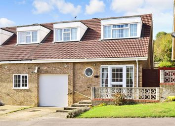 Thumbnail 3 bed semi-detached house for sale in Nursery Fields, Hythe, Kent