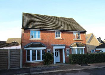 Thumbnail 5 bed link-detached house for sale in Terry Gardens, Grange Farm, Kesgrave, Ipswich