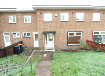 Thumbnail 4 bed terraced house for sale in Penny Crescent, Newport