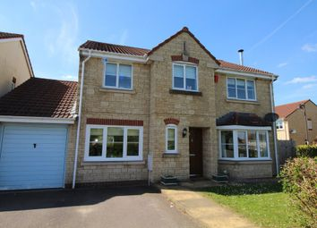 Thumbnail 5 bed detached house to rent in Newbury Avenue, Calne