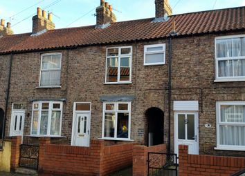 Thumbnail 2 bed terraced house to rent in Brook Street, Driffield