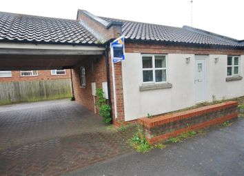 Thumbnail 2 bed semi-detached bungalow for sale in Commercial Road, Spalding