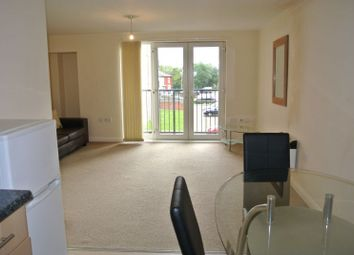 Thumbnail 1 bed flat to rent in City Link, Eccles New Road, Eccles