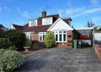 Thumbnail 3 bed semi-detached bungalow for sale in Madginford Road, Maidstone