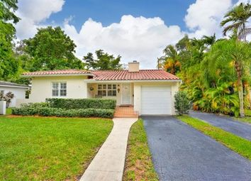 Thumbnail Property for sale in 540 Alcazar Av, Coral Gables, Florida, United States Of America